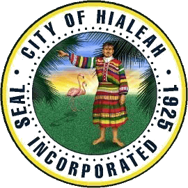 City of Hialeah seal