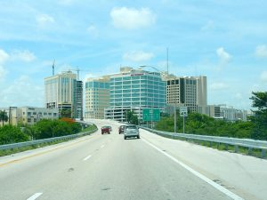 Expressway to Downtown Kendall