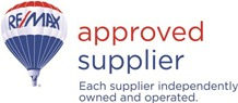 RE/MAX® Approved Supplier seal