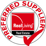 Real Living Real Estate Preferred Supplier seal