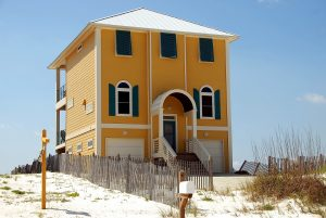 Ocean front home in Florida