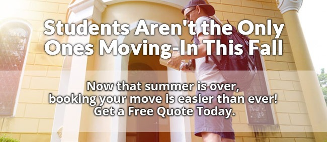 Fall movers in Fort Lauderdale