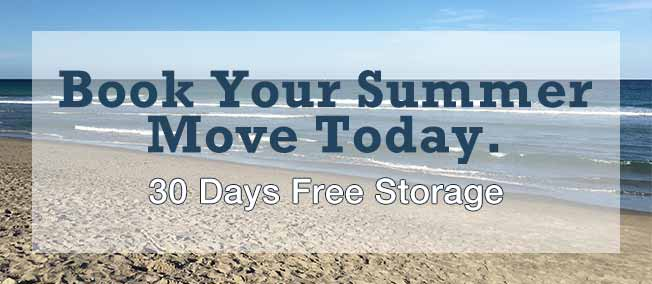 summertime movers in Fort Lauderdale