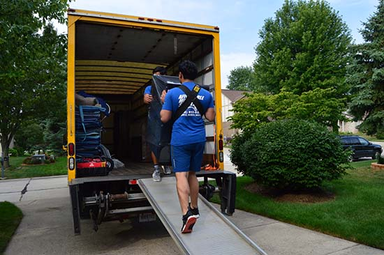 labor-only movers